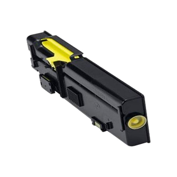 Dell 2665 Yellow Compatible Hi Capacity Toner Cartridge