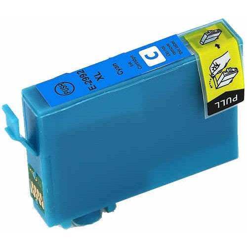 Epson 29XL Hi Capacity Cyan Compatible Ink Cartridge