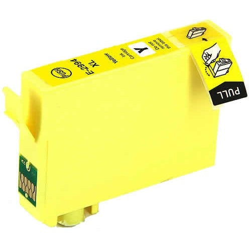 Epson 29XL Hi Capacity Yellow Compatible Ink Cartridge