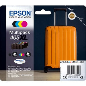 Epson 405xl Ink Cartridge Multipack