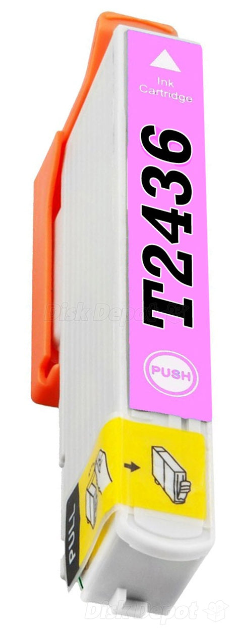 Epson 24XL Light Magenta Compatible Ink Cartridge