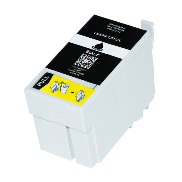 Epson T2711 Black Hi Capacity Compatible Ink cartridge