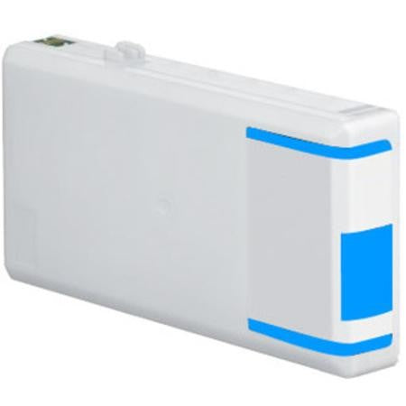 Epson T7012 Hi Capacity Cyan Compatible Ink Cartridge