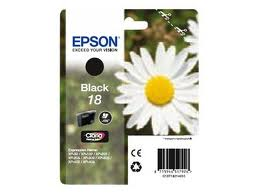 Epson T1801 Black Ink Cartridge
