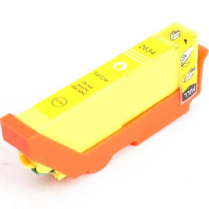 Epson T2634 Compatible Yellow Hi Capacity Ink Cartridge