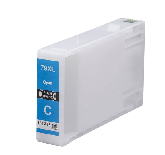 Epson WF4630 Cyan Compatible Ink Cartridge