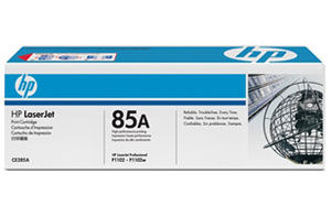 Hewlett Packard CE285A Black Laser Toner Cartridge