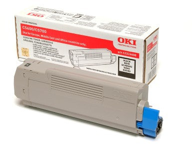 OKI 5700 Series Black Toner Cartridge