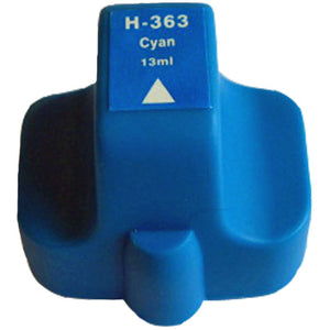 HP 363 (C8771) Cyan Compatible Ink Cartridge