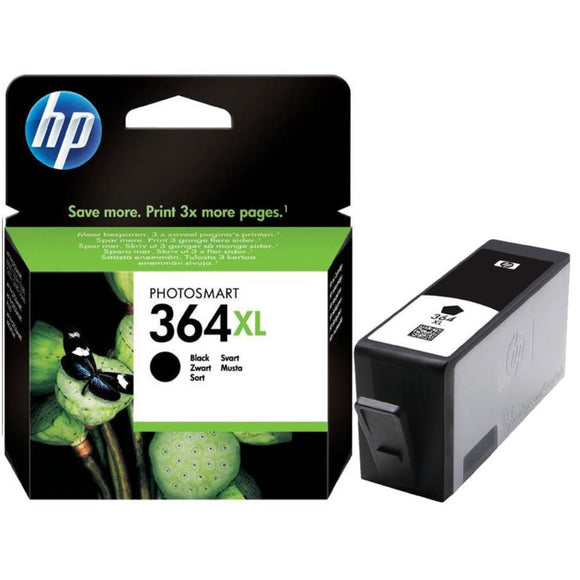 Hewlett Packard 364XL (CN684EE) Black Ink Cartridge