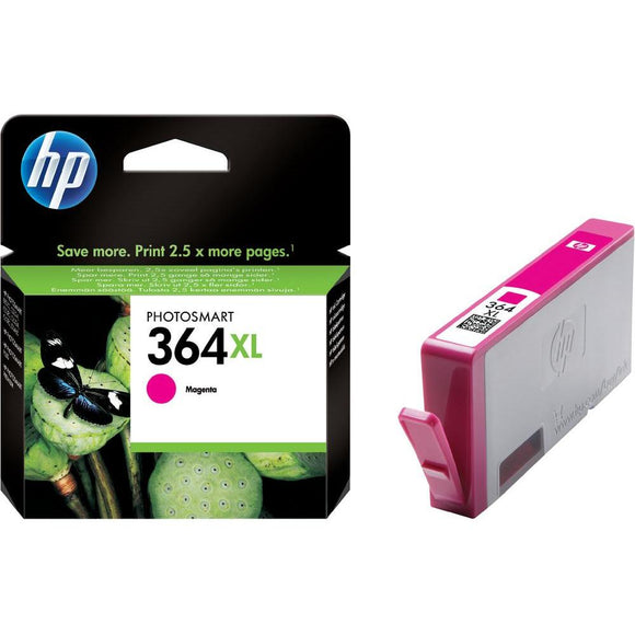 Hewlett Packard 364xl (CB324EE) Magenta Ink Cartridge