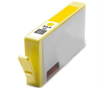 Hewlett Packard 364XL (CB325EE) Compatible Yellow Ink Cartridge