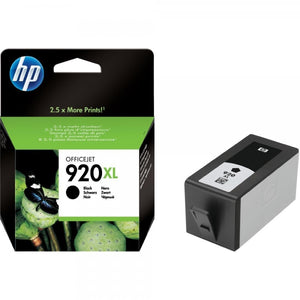 Hewlett Packard 920XL Black Ink Cartridge