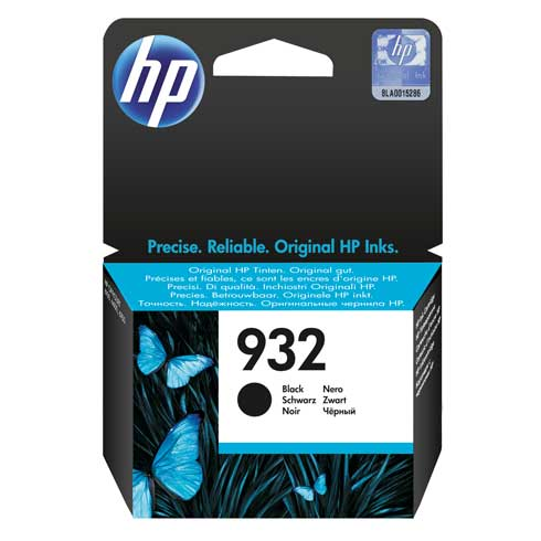 Hewlett Packard 932BE (CN057AE) Black Ink Cartridge
