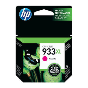 Hewlett Packard 933XL (CN055AE) Hi Capacity Magenta Ink Cartridge