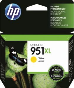 HP 951XL (CN048AE) Yellow Hi Capacity Ink Cartridge