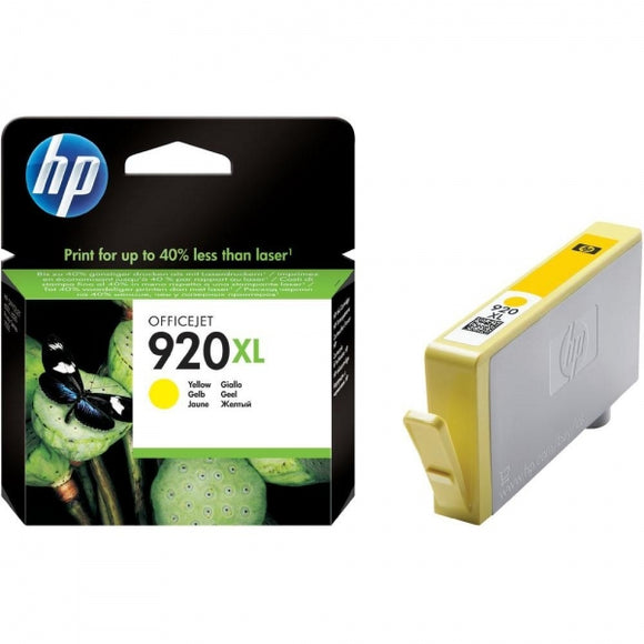 Hewlett Packard 920XL Yellow Ink Cartridge