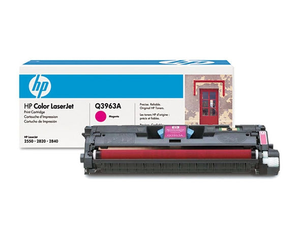 HP Q3963 Magenta Toner Cartridge