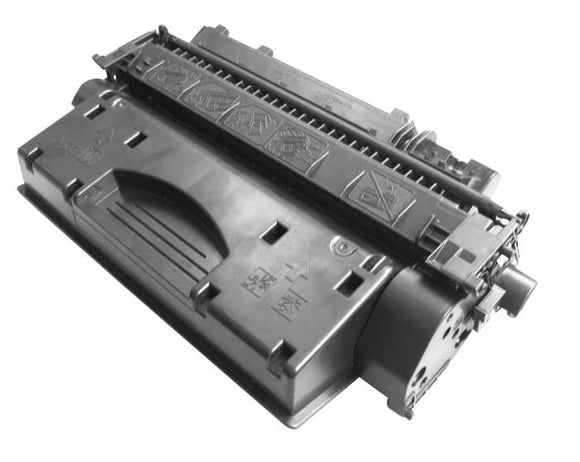 HP 05X, CE505X Compatible Black Toner Cartridge