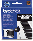 Original Genuine Brother LC1000 Black Ink Cartridge