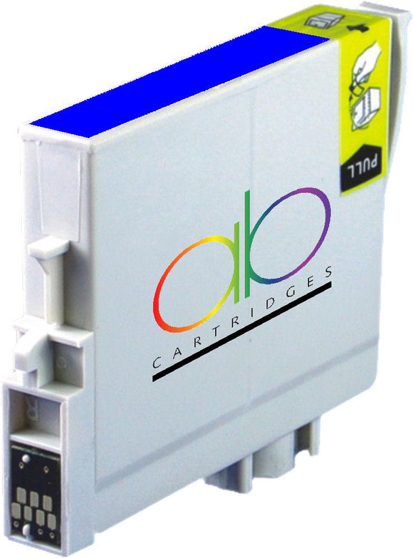 Epson T0549 Compatible Blue Ink Cartridge
