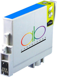 Epson T0592 Compatible Cyan Ink Cartridge