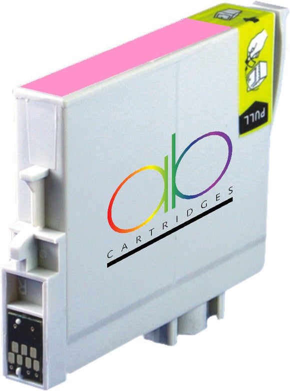 Epson T0596 Compatible Lite Magenta Ink Cartridge