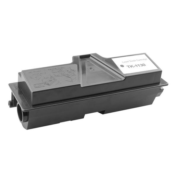 Kyocera TK1130 Black Compatible Toner Cartridge