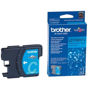 Brother LC1100 HC Cyan Ink Cartridge