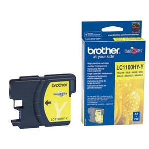 Brother LC1100 HC Yellow Ink Cartridge