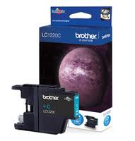 Brother LC1220 Cyan Ink Cartridge