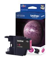 Brother LC1220 Magenta Ink cartridge