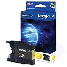 Brother LC1220 Yellow Ink Cartridge