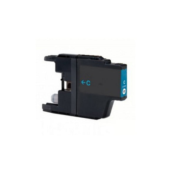 Brother LC1240 Compatible Cyan Ink Cartridge