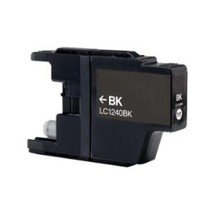 Brother LC1240 BK Compatible Black Ink Cartridge