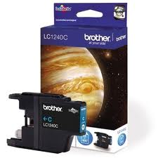 Brother LC1240 Cyan Ink Cartridge