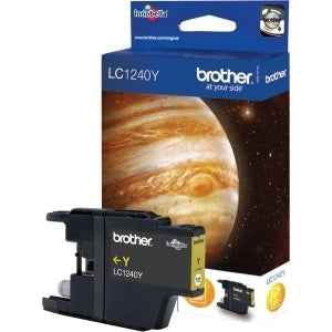 Brother LC1240 Yellow Ink Cartridge
