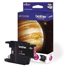 Brother LC1240 Magenta Ink Cartridge