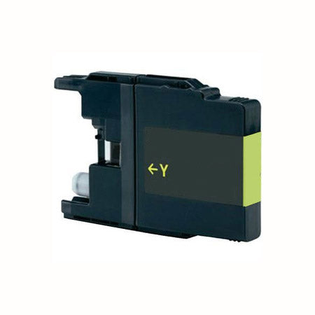 Brother LC1240 Compatible Yellow Ink Cartridge