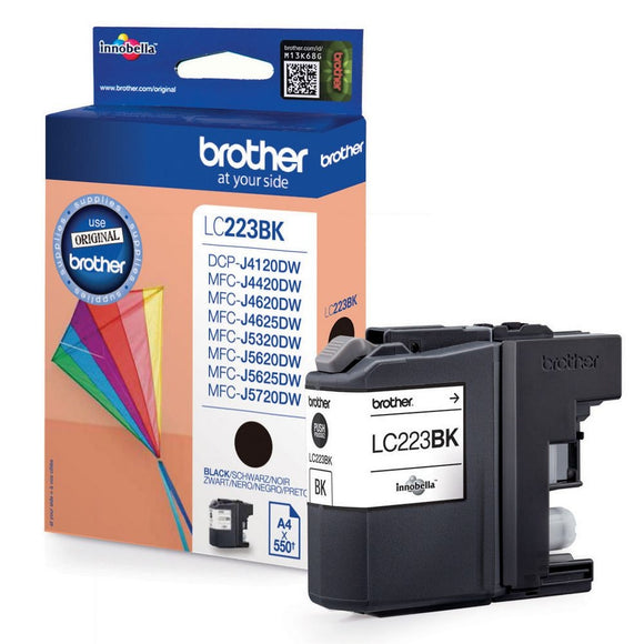 Best Brother LC223 Black Ink Cartridge
