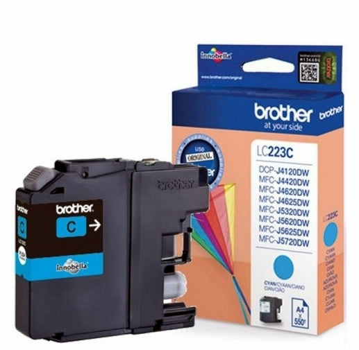 Best Brother LC223 Cyan Ink Cartridge