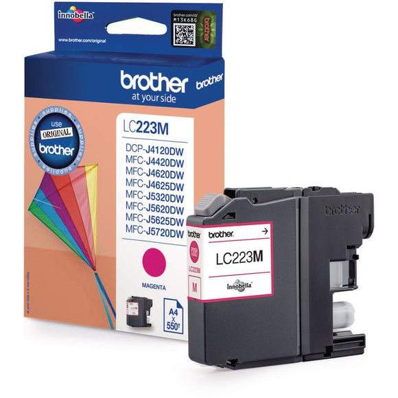 Best Brother LC223 Magenta Ink Cartridge