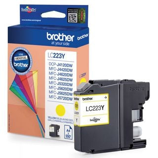 Best Brother LC223 Yellow Ink Cartridge