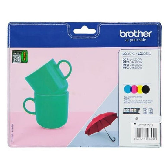 Brother LC-227XL,LC-225XL Hi Capacity Value Pack