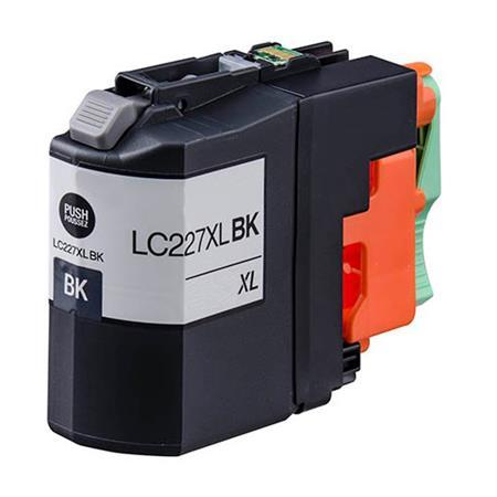 Brother LC227XL Black Hi Capacity Compatible Ink Cartridge