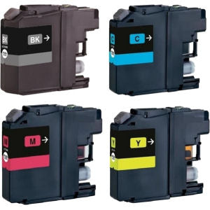 Brother LC-227XL Hi Capacity Value Pack