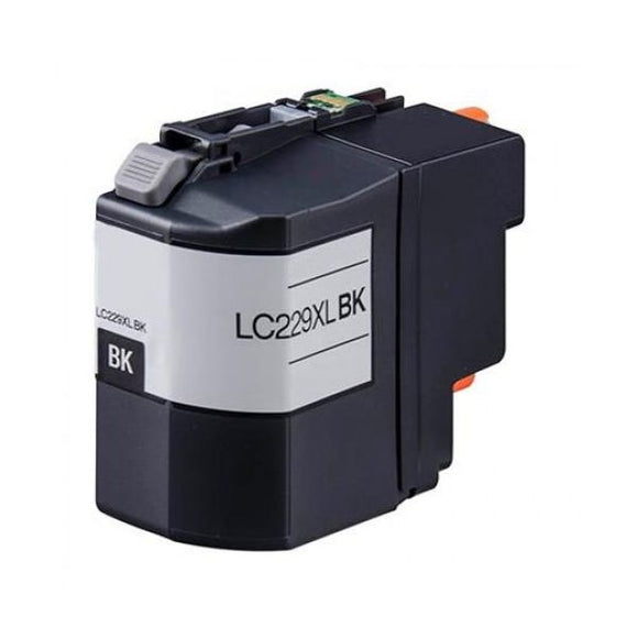 Brother LC229XL Black Hi Capacity Compatible Ink Cartridge