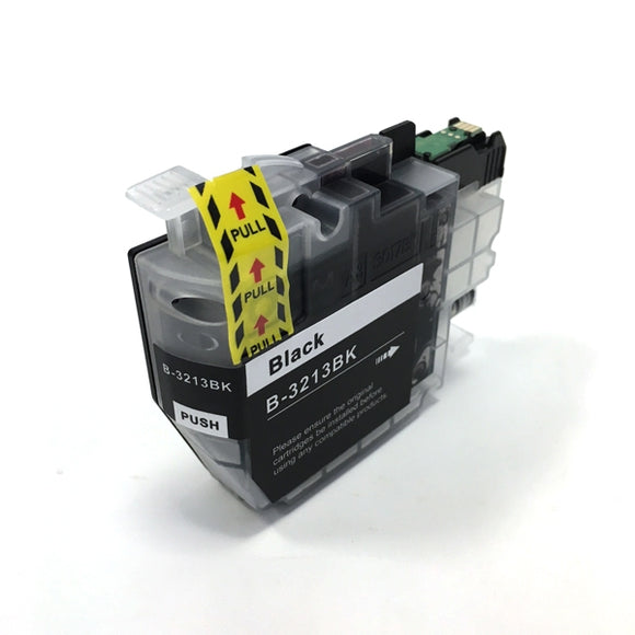 Brother LC3213 Black Compatible Ink Cartridge