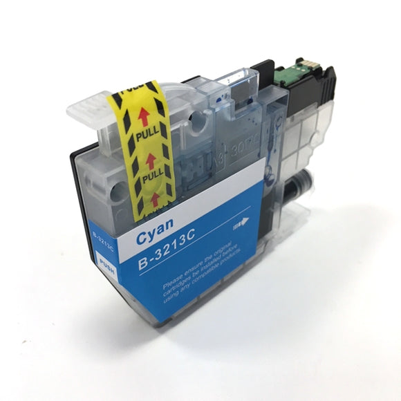 Brother LC3213 Cyan Compatible Ink Cartridge