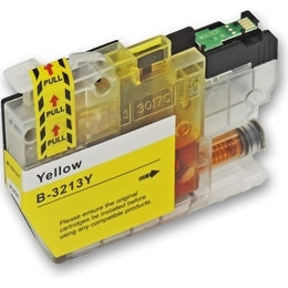 Brother LC3213 Yellow Compatible Ink Cartridge